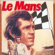 Steve McQueen dans le long métrage Le Mans, de 1971