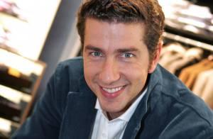 Jean-Michel Zecca : L'animateur, futur papa, est 'le plus heureux des hommes'