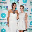 Mariska Hargitay et Julianne Hough à la soirée de charité organisée par la  Joyful Heart Foundation  à New York, le 9 mai 2013.