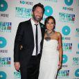 Mariska Hargitay et son mari Peter Hermann à la soirée de charité organisée par la  Joyful Heart Foundation  à New York, le 9 mai 2013.