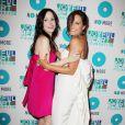 Mary-Louise Parker et Mariska Hargitay à la soirée de charité organisée par la  Joyful Heart Foundation  à New York, le 9 mai 2013.
