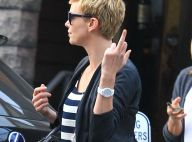 Charlize Theron, Justin Bieber, les fils Beckham, leur folle semaine en images !