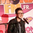 Olympe - Showcase The Voice 2 au Furet du Nord organisé par la radio Mona fm à Lille le 29 avril 2013.