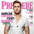 Couverture du magazine Première avec Ryan Gosling.