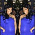 Monica Brown annonce sa troisième grossesse via twitter