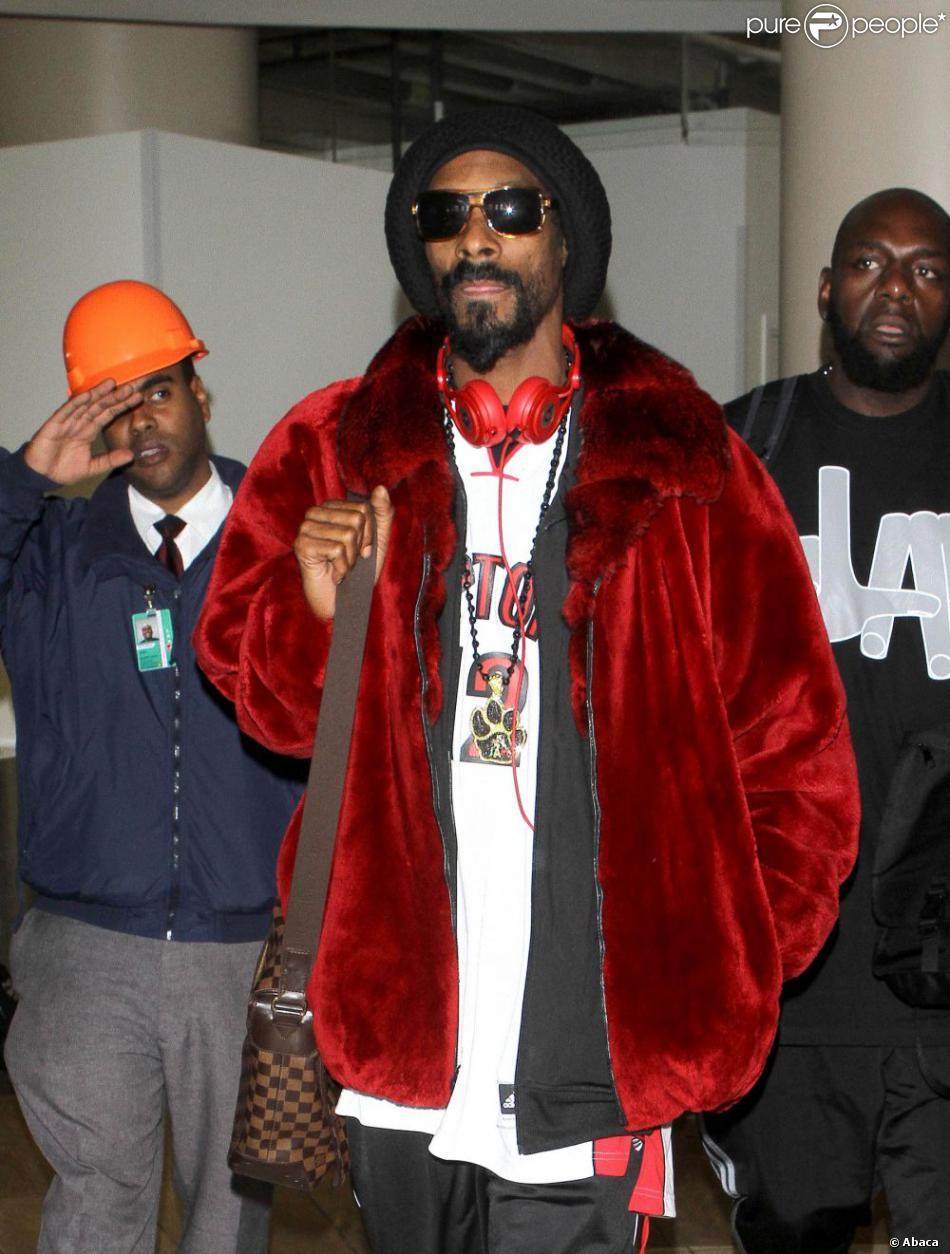 Snoop Dogg à Los Angeles, le 2 mai 2013.