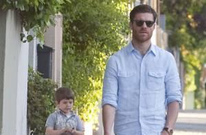 Xabi Alonso : En balade avec sa femme et son fils, loin des tensions du Real