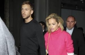 Rita Ora et Calvin Harris : Première sortie publique pour le nouveau couple