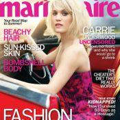 Carrie Underwood, radieuse, se confie : ''J'ai le syndrome de l'enfant unique''