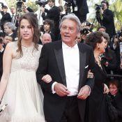 Alain Delon et son fils Alain-Fabien à Cannes : L'acteur est 'fier' et se confie
