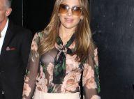 Jennifer Lopez : Sublime en transparence aux côtés de sa soeur et Mario Lopez