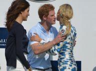 Prince Harry : Karolina Kurkova le bise en héros, Will.i.am le voit en Iron Man