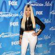 Nicki Minaj lors de la finale de la 12e saison d'American Idol, à Los Angeles, le 16 mai 2013.