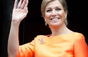 Maxima des Pays-Bas, incontestablement la reine des Oranges pour les Pommes 2013