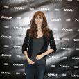 Doria Tillier lors de la Canal + party durant le 66e Festival de Cannes le 17 mai 2013