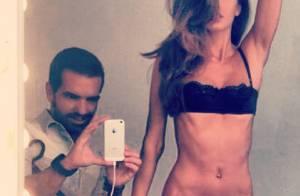 Izabel Goulart : La bombe de Victoria's Secret dévoile des photos intimes