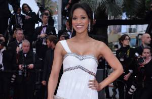 Cindy Fabre : L'ancienne Miss et jeune maman sublime sur tapis rouge à Cannes