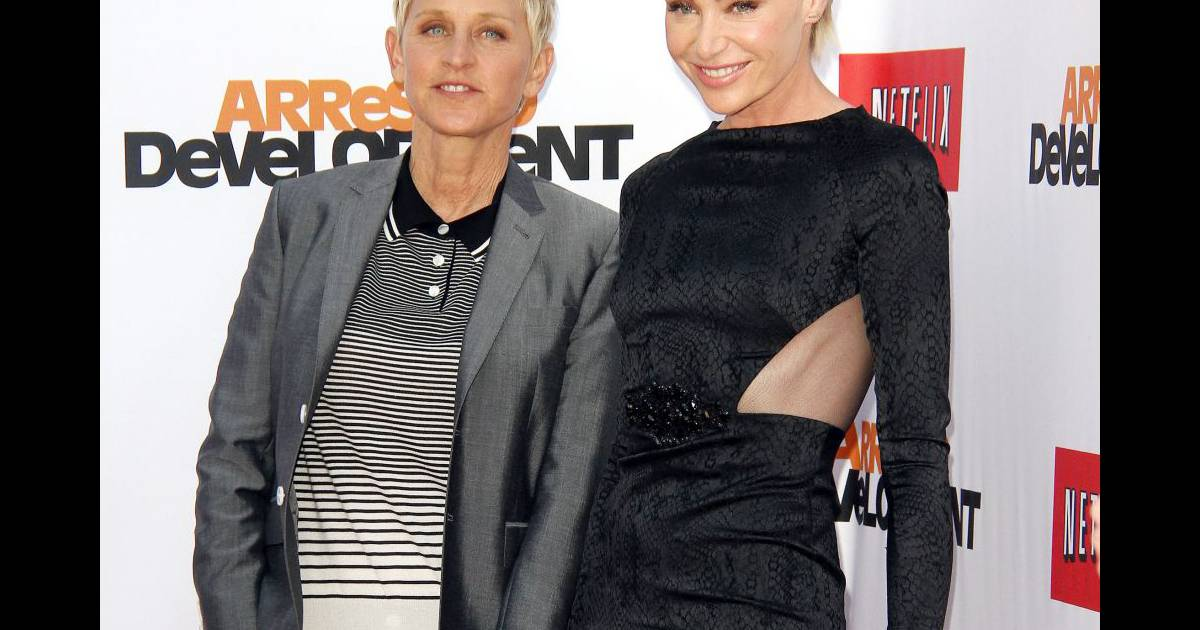 ellen degeneres et portia de rossi s 39 offrent une superbe maison de 26 5 millions purepeople. Black Bedroom Furniture Sets. Home Design Ideas
