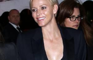 Charlene de Monaco et Sharon Stone : Reines glamour des nuits cannoises