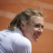 Roland-Garros 2013: Sharapova, Federer, Tsonga, sourires et rires au rendez-vous