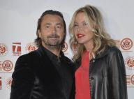 Roland-Garros : Henri Leconte et sa femme Florentine, face à Tatiana Golovin