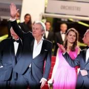 Cannes 2013, Alain Delon royal et bouleversé pour son hommage en Plein soleil