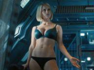 """Alice Eve en sous-vêtements dans Star Trek Into Darkness : Une scène """"gratuite"""""""