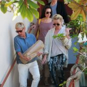 Ellen DeGeneres et Portia de Rossi, complices : Shopping pour leur superbe villa