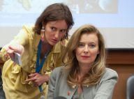 Valérie Trierweiler : Une première dame pour défendre le droit des femmes