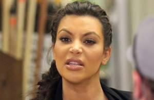 Kim Kardashian : Enceinte et éprouvée par le tournage de son émission
