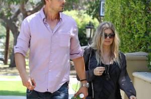 Fergie et Josh Duhamel : Futurs parents à la recherche d'un nid douillet...