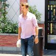Exclusif - Josh Duhamel dans les rues de Los Angeles, le 30 mai 2013.