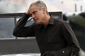 George Clooney : Dans la tempête, le réconfort avec Matt Damon et Monuments Men