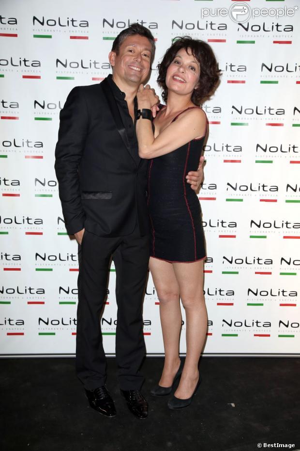 Exclusif jacques sanchez et isabelle mergault anniversaire de l 39 incontournable programmateur - Sonia mabrouk son mari ...