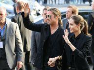 Angelina Jolie et Brad Pitt, amoureux rayonnants, provoquent la folie à Paris