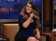 Khloé Kardashian : Voluptueuse, la petite soeur de Kim fait son show