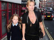 Kate Moss et sa fille Lila : Duo stylé pour journée shopping