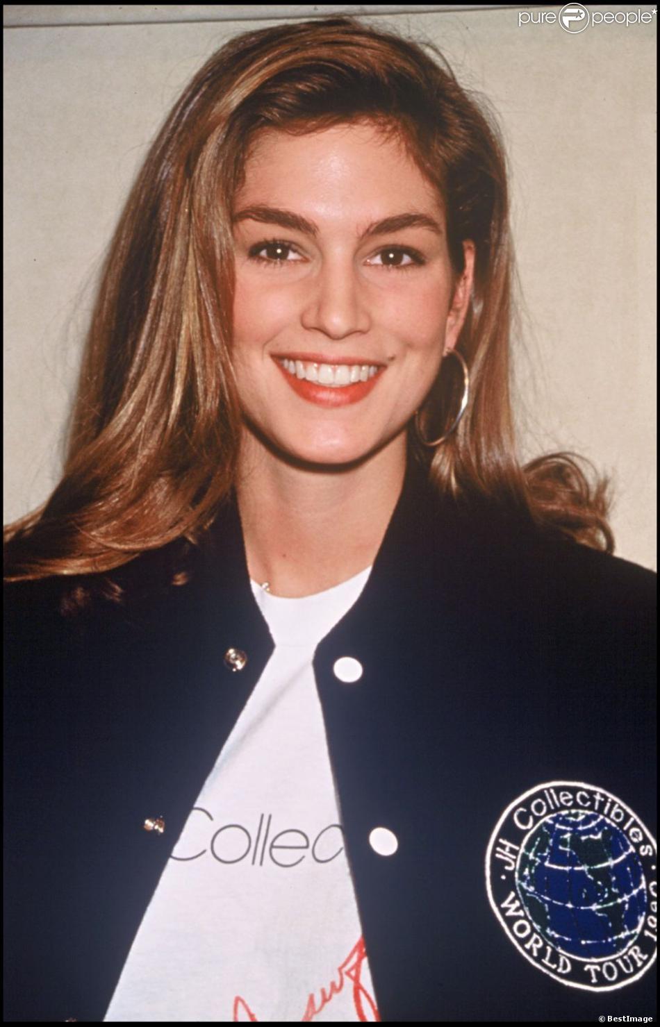 Cindy Crawford en 1990