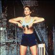 Cindy Crawford dans les années 90