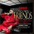 """No New Friends, produite par Boi-1da et 40 (""""Forty""""), est le nouveau single de DJ Khaled, extrait de son album à venir intitulé Suffering from Success."""