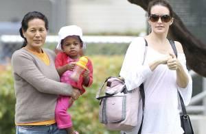 Kristin Davis : Maman au naturel pour une sortie avec Gemma Rose