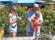Kevin Federline : Moments glacés face à des tortues avec sa belle et sa fille