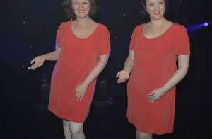 Anne Roumanoff au musée Grévin : Immortalisée, elle pose au côté de son double