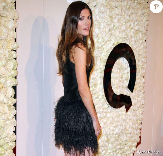 Jennifer Carpenter à la soirée QVC Carpet Style à Los Angeles, le 13 février 2012.