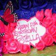 Tori Spelling, Dean McDermott, leurs enfants Hattie, Liam et Finn, célèbrent le 5e anniversaire de Stella. Juin 2013.