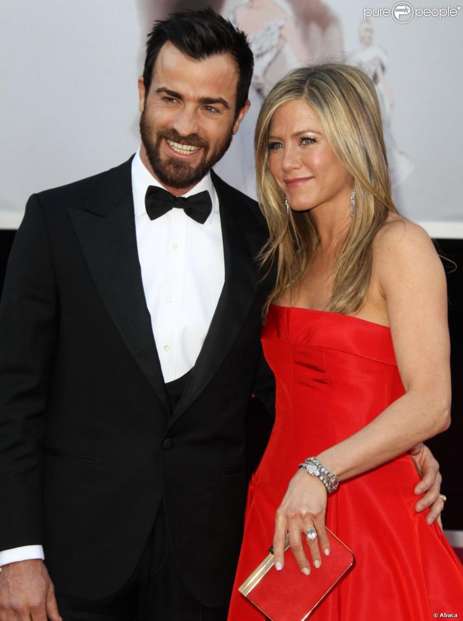 jennifer aniston son mariage avec justin theroux en suspens - Jennifer Aniston Mariage