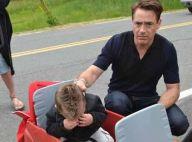 Robert Downey Jr. : Iron Man désemparé face aux larmes d'un petit garçon