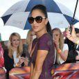 Nicole Scherzinger, le 14 juin à Manchester lors des auditions d'X Factor.