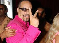 PHOTOS : Pour Ice-T, de New York Unité Spéciale, c'est rose fluo et bimbo !