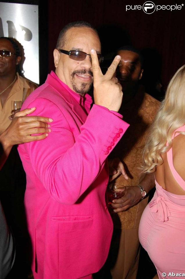 Ice-T et son épouse Coco